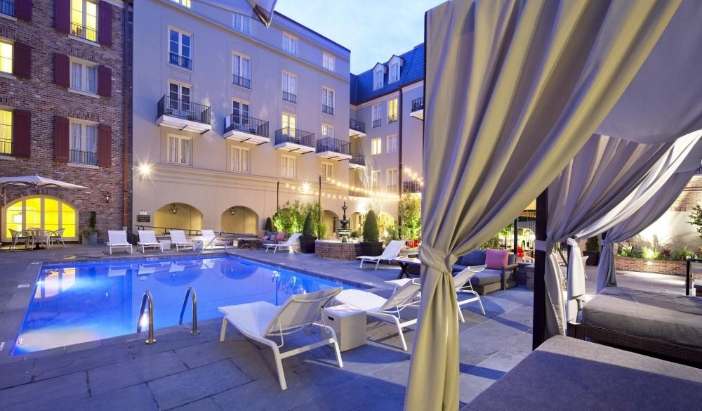Maison Dupuy Hotel, hotel near mardi gras