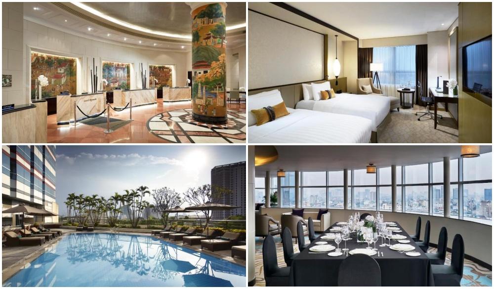 Melia Hanoi, luxury hotel