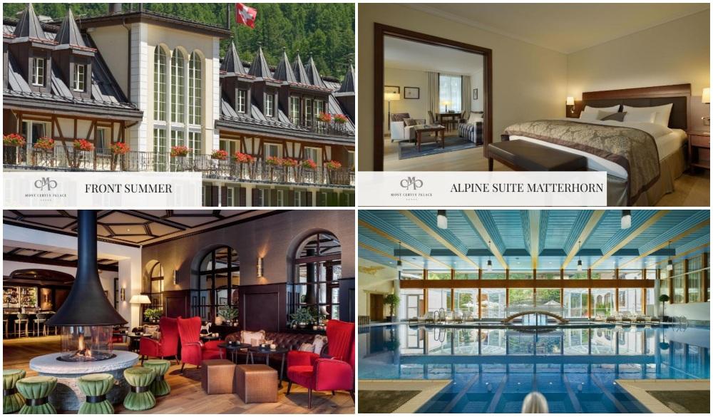 Mont Cervin Palace, Zermatt ski hotels