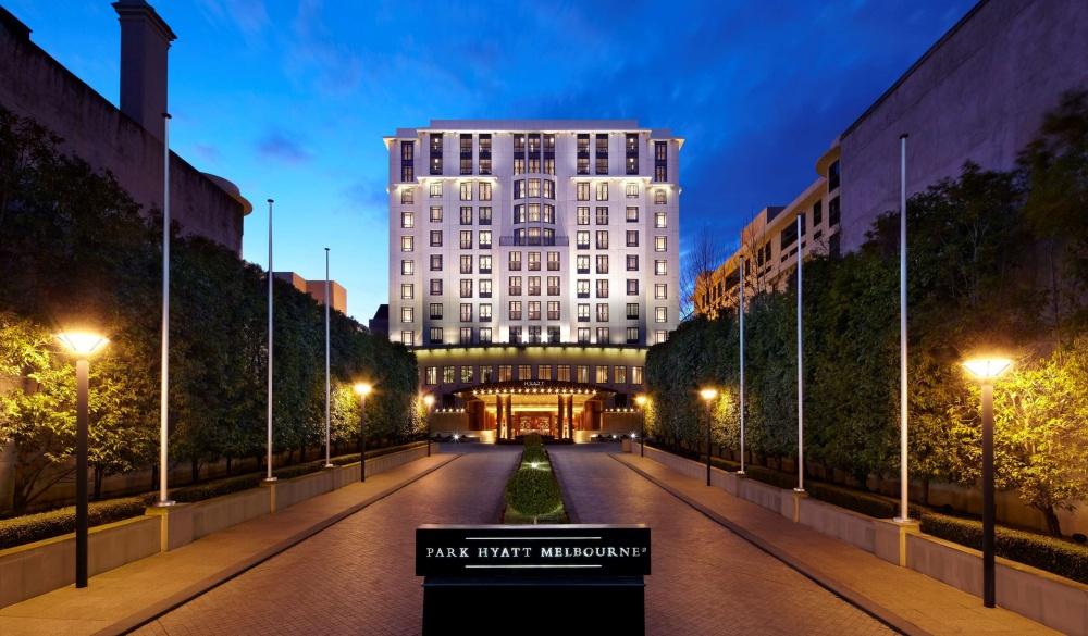 Park Hyatt Melbourne, 5-star hotel