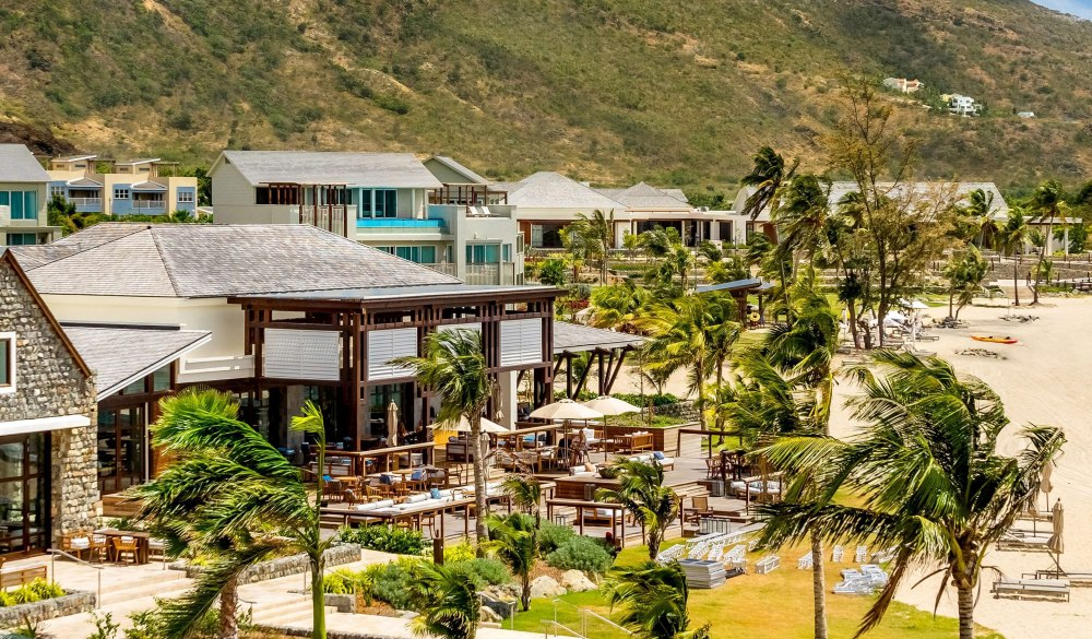 Park Hyatt St. Kitts, hotel for a crowd-free vacation