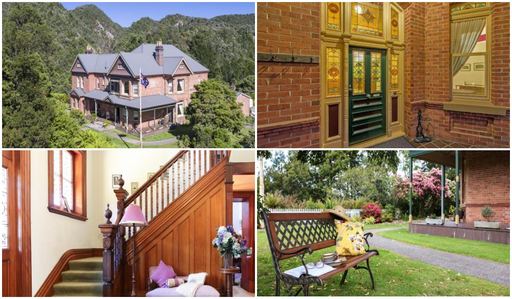 Penghana Bed & Breakfast, hotle for great hikes in Australia