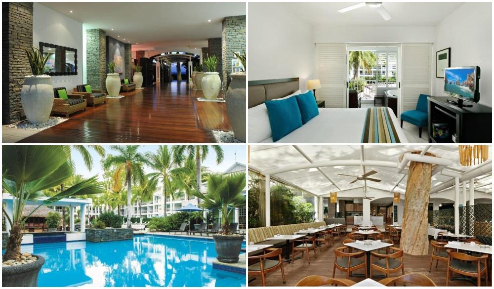 Peppers Beach Club & Spa Palm Cove, hotel near romantic destinations in Australia