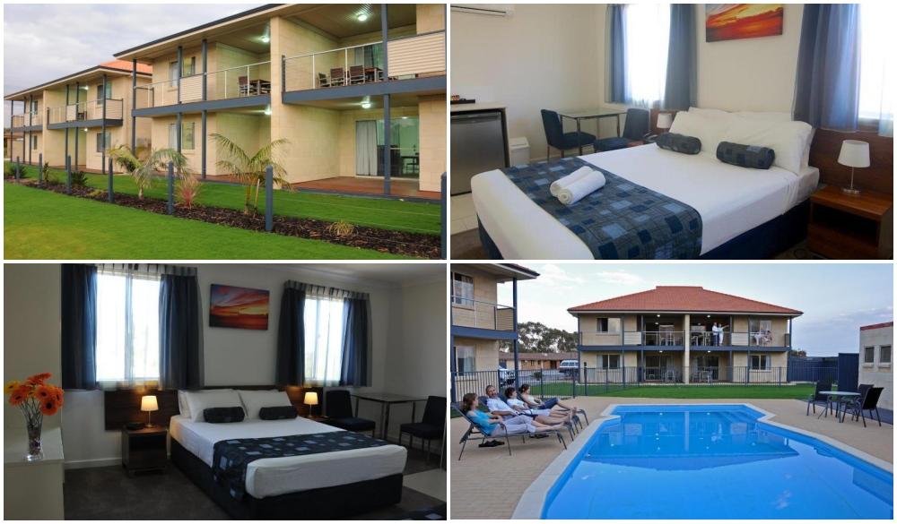 Pinnacles Edge Resort, hotel for western australia vist