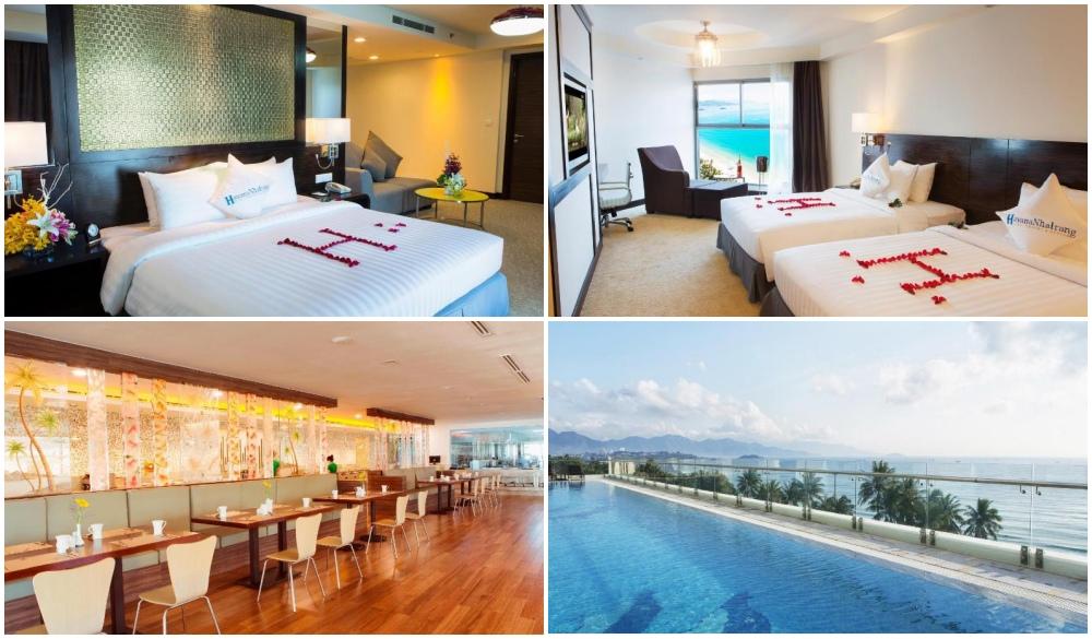 Premier Havana Nha Trang Hotel, beach hotel