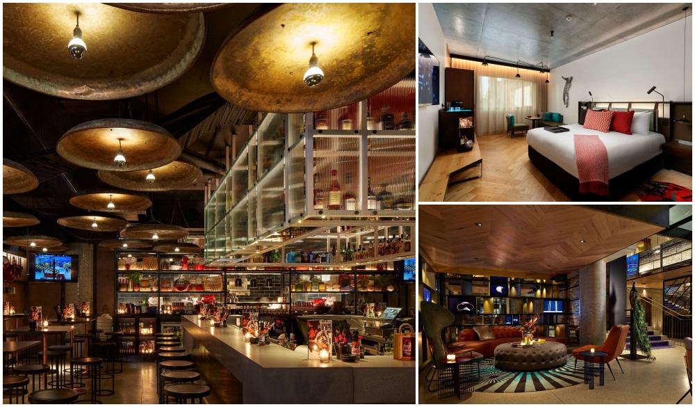 QT Melbourne, 5-star hotel