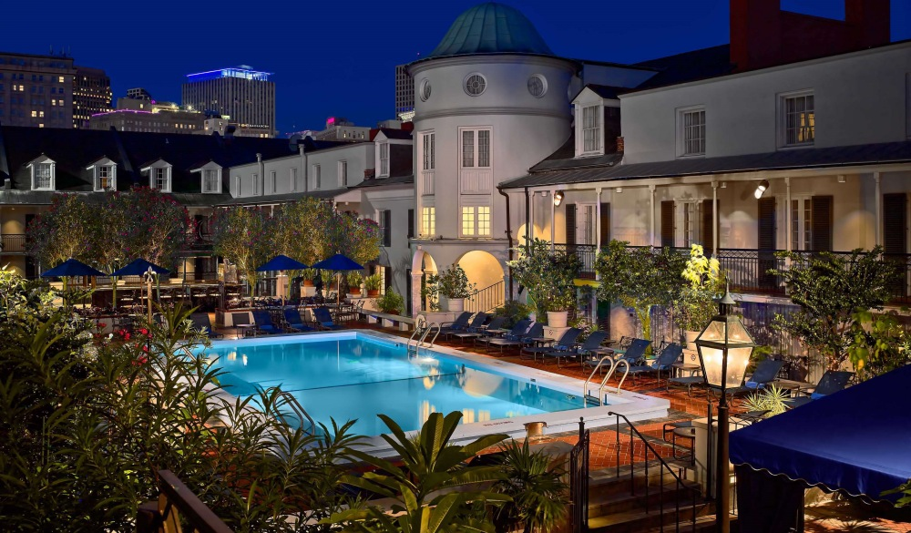 Royal Sonesta New Orleans, hotel to stay for mardi gras in new orleans