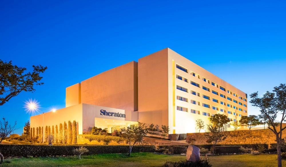 Sheraton Chihuahua Soberano, hotel near scenic train ride