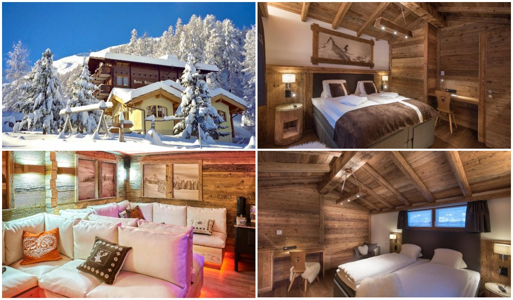 Silvana Mountain Hotel, zermatt ski hotel