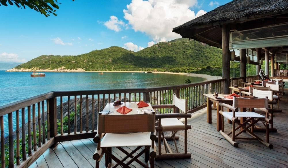 Six Senses Ninh Van Bay, beach hotel