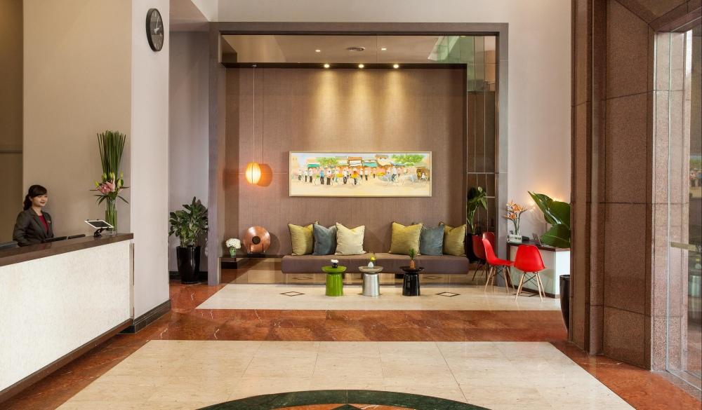 Somerset Grand Hanoi, luxury hotel