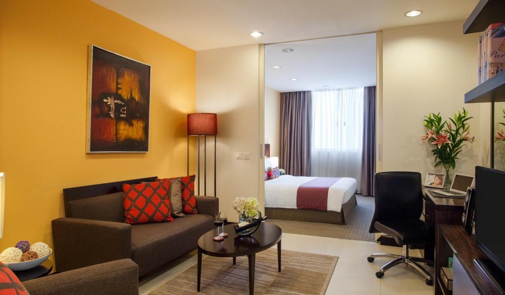 Somerset Hoa Binh, luxury hotel