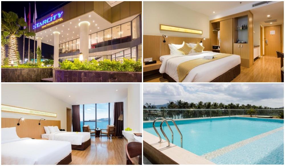 StarCity Nha Trang Hotel, beach hotel