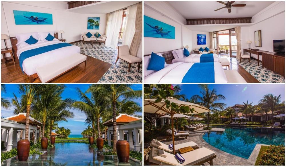 The Anam, beach hotel