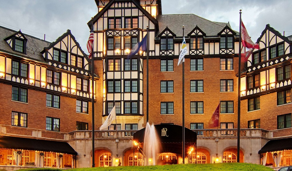 The Hotel Roanoke & Conference Center, Curio Collection by Hilton, hotel for a motorcycle rides road trip