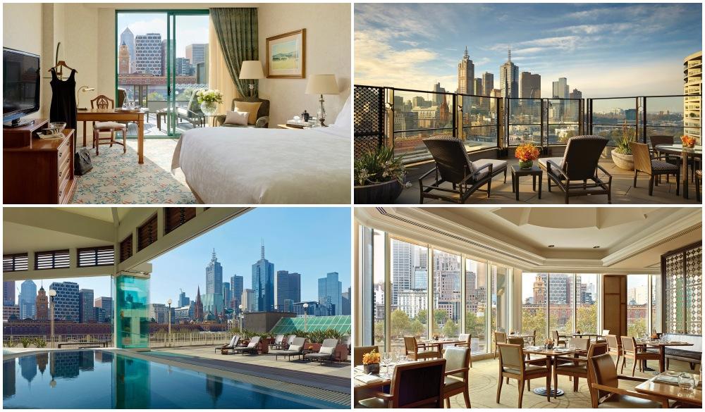 The Langham Melbourne, 5-star hotel