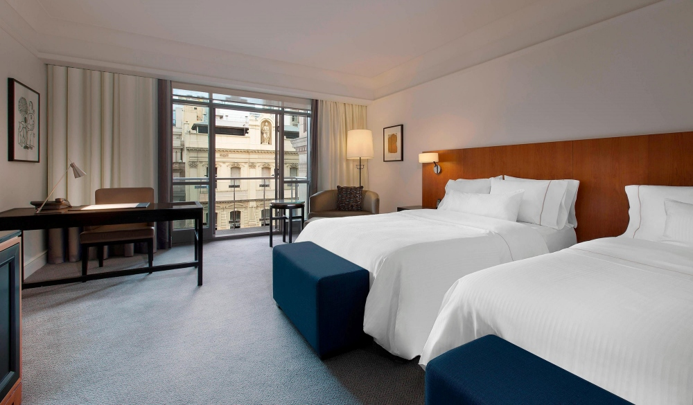 The Westin Melbourne, 5-star hotel
