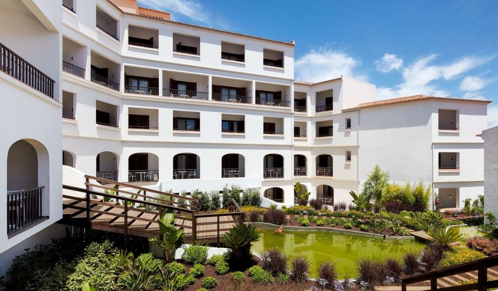 Tivoli Lagos, hotel for portugal road trip