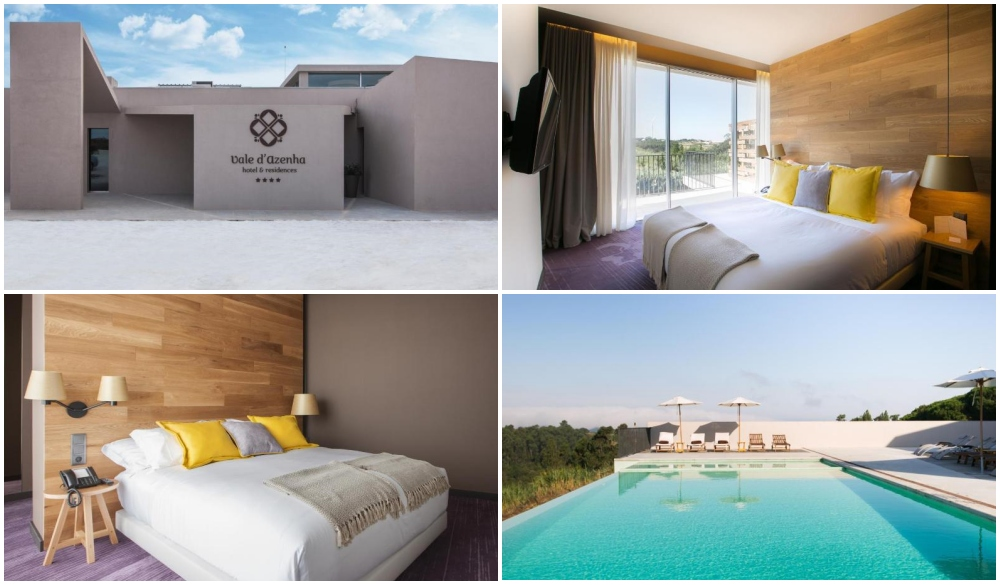 Vale D'azenha Hotel And Residences, hotel for portugal road trip
