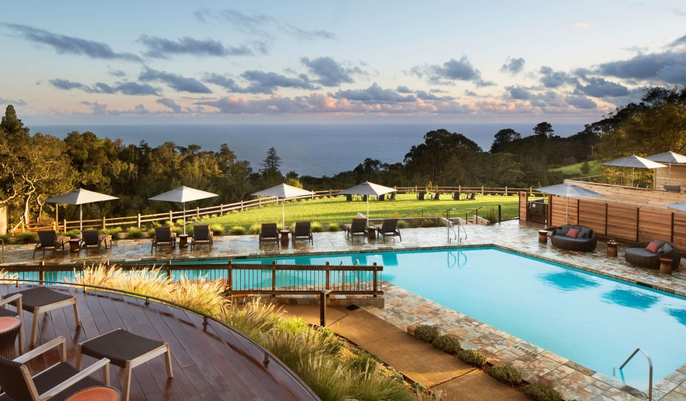 Ventana Big Sur, an Alila Resort - Adults Only, hotel for motorcycle rides road trip