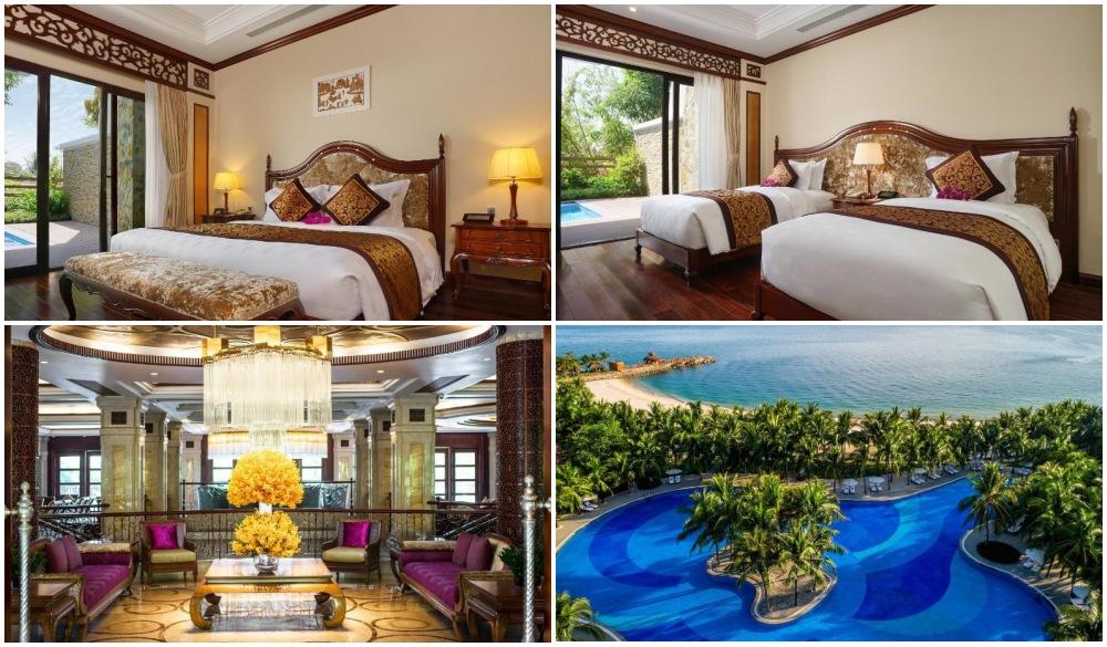 Vinpearl Luxury Nha Trang, beach hotel