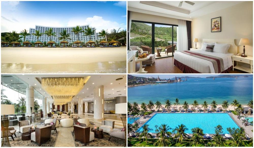 Vinpearl Resort & Spa Nha Trang Bay, beach hotel
