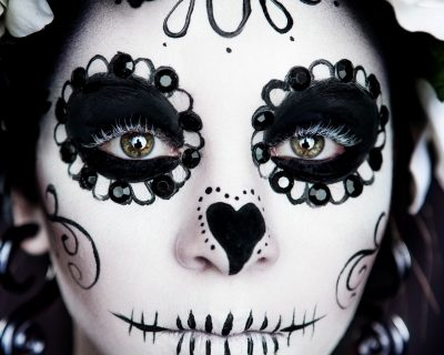 Little Girl Sugar Skull