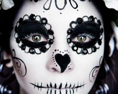Little Girl Sugar Skull