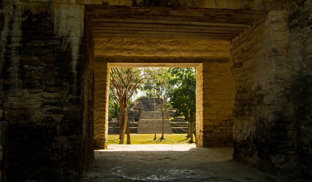Cahal Pech Mayan pyramids and ruins, Mayan sites to visit