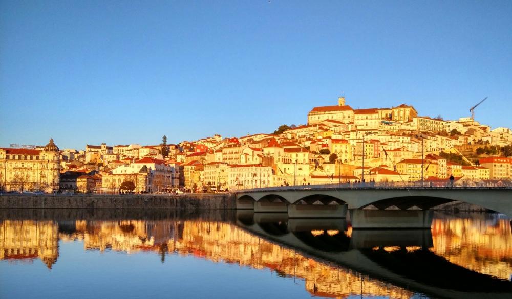 Largo da portagem, destination for portugal road trip