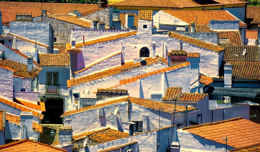 Evora Rooftops
