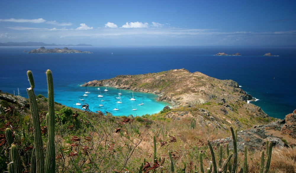 Anse de Colombier, St. Barth, destination for a crowd-free vacation