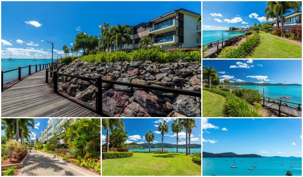 Mirage Whitsundays, romantic destinations in Australia