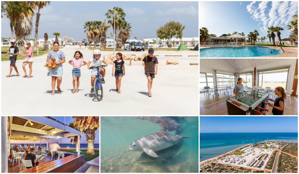RAC Monkey Mia Dolphin Resort, hotel for western australia visit