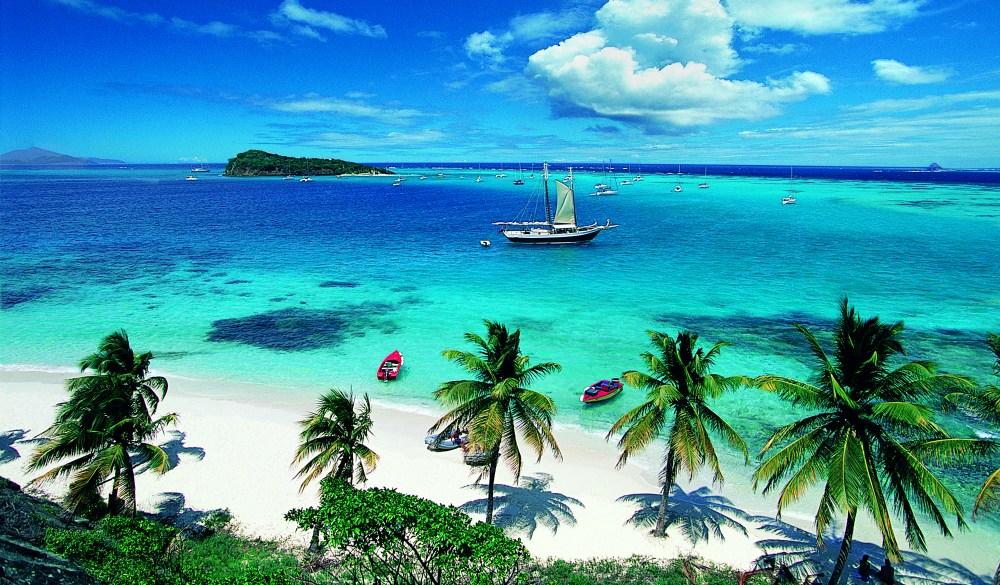 Grenadine, Tobago, West Indies, destination for a crowd-free vacation