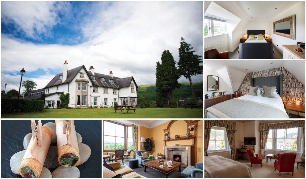 The Lovat, Loch Ness, hotle for Scottish Highlands road trip