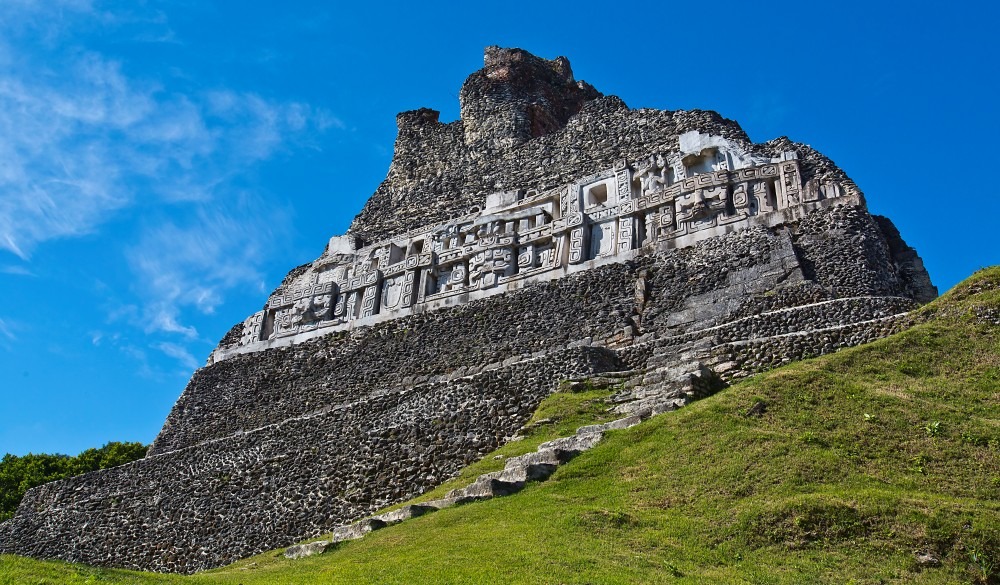 Xunantunich Ancient Mayan archaeological site, Belize, mayan sites to visit