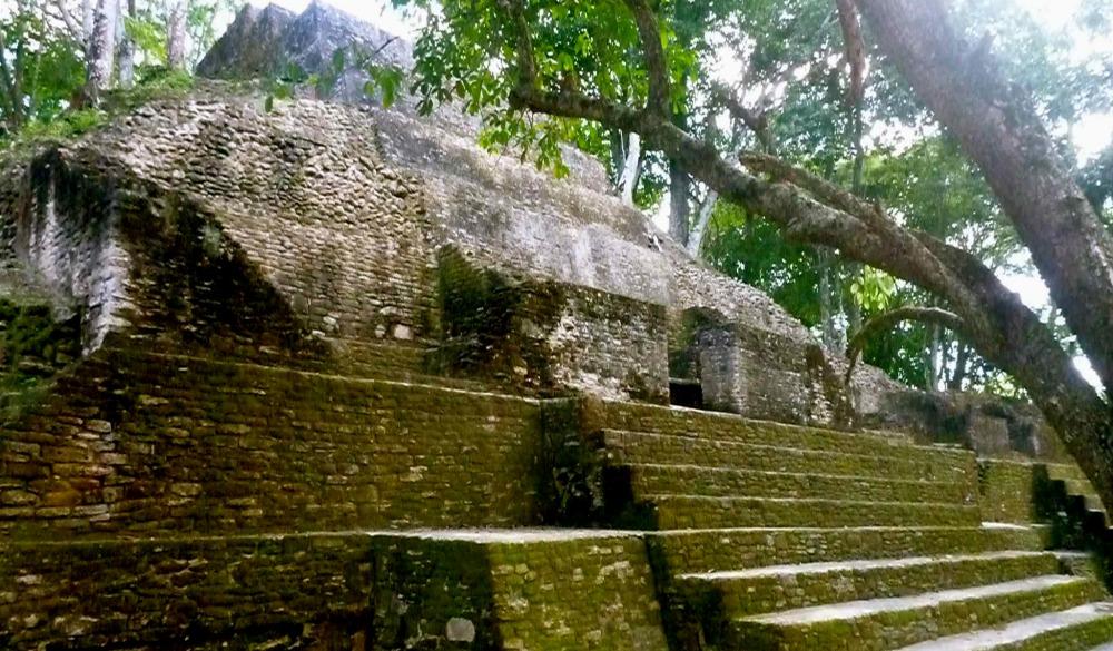 Mayan ruins of Cahal Pech