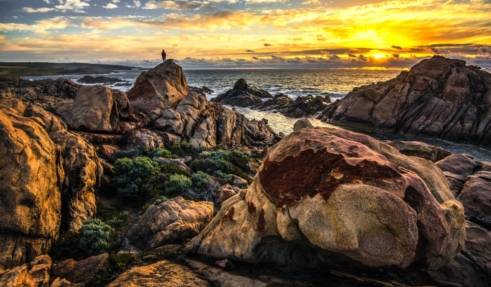 Canal Rocks, great hikes in Australia destination