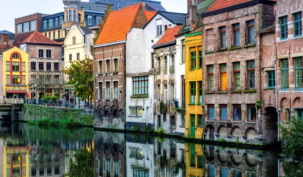 canals of Ghent