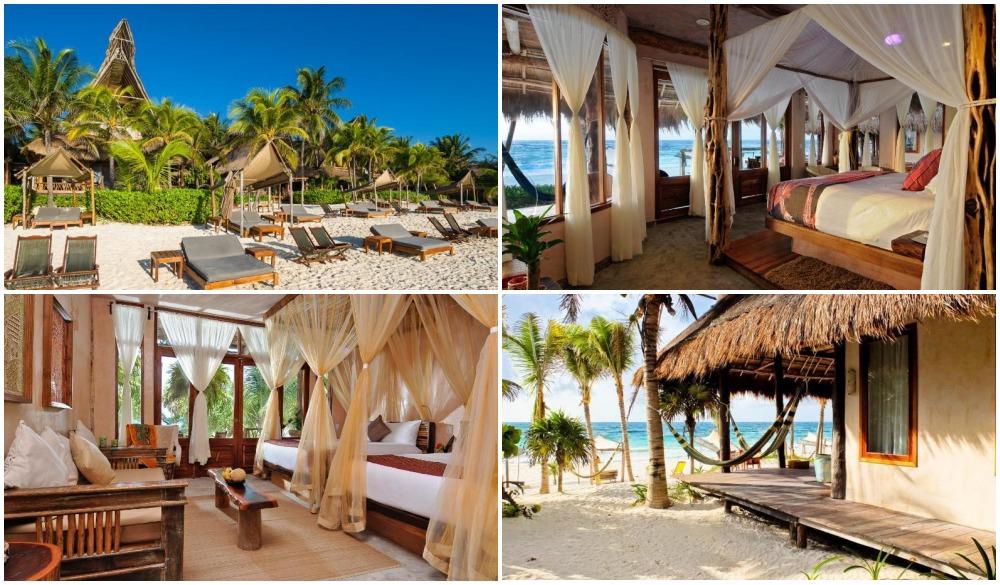 Ahau Tulum, hotel for Tropical Paradise VS Winter Wonderland destination