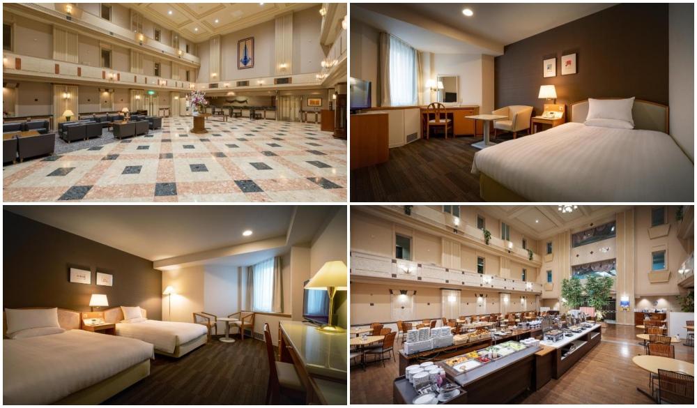 Air Terminal Hotel, best hotel in Hokkaido
