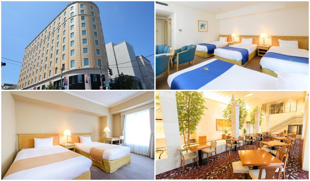 Authent Hotel Otaru, best hotel in Hokkaido