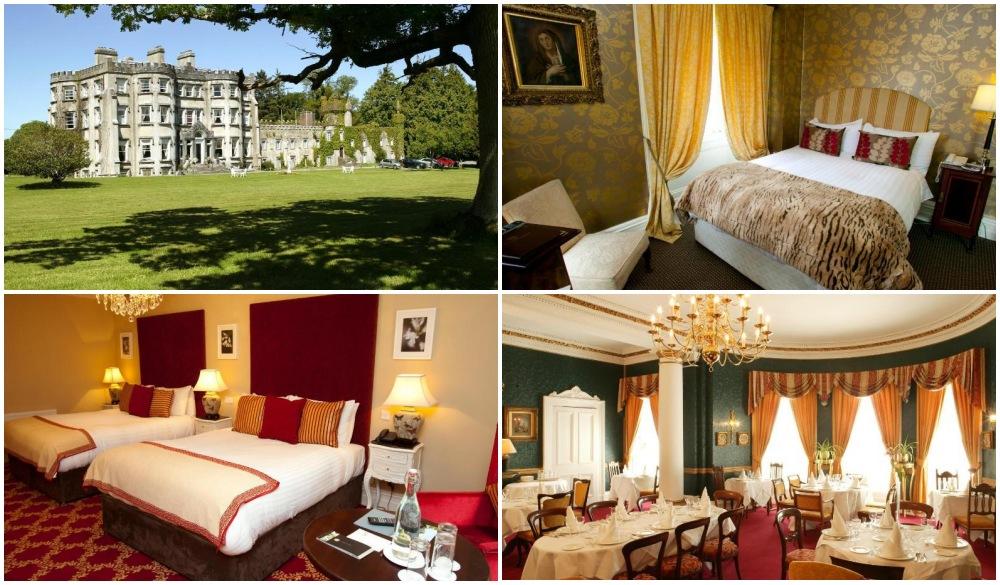Ballyseede Castle, castle hotel in Ireland