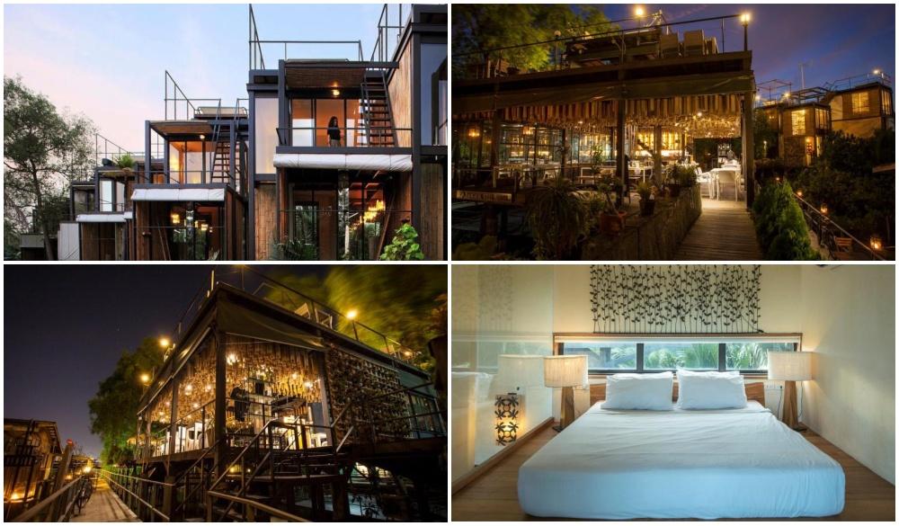 Bangkok Tree House, Thailand