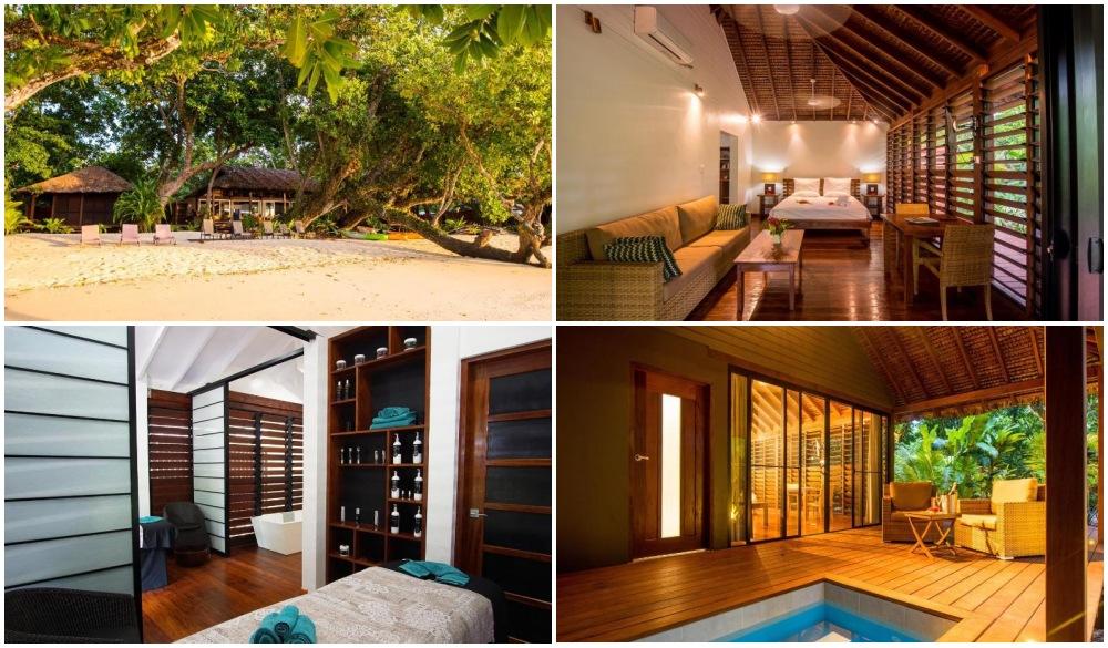 Barrier Beach Resort, hotel for Tropical Paradise VS Winter Wonderland