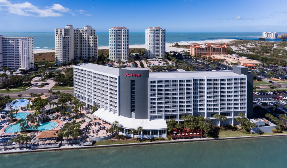 Clearwater Beach Marriott Suites on Sand Key, hotel