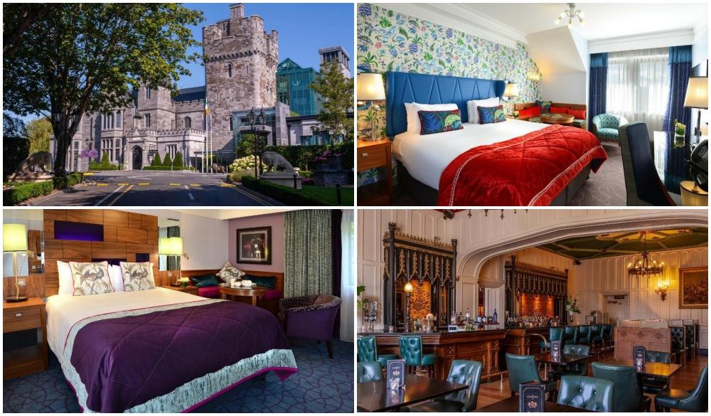Clontarf Castle, castle hotel in Ireland