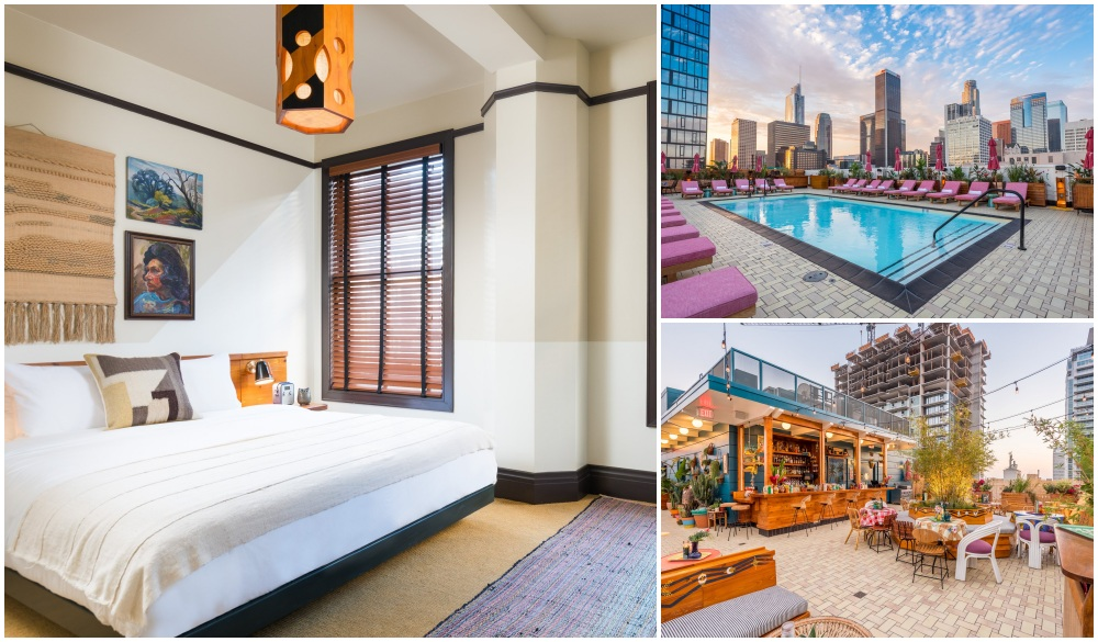 Freehand Los Angeles – Los Angeles, California, USA, luxurious hostel for nomads