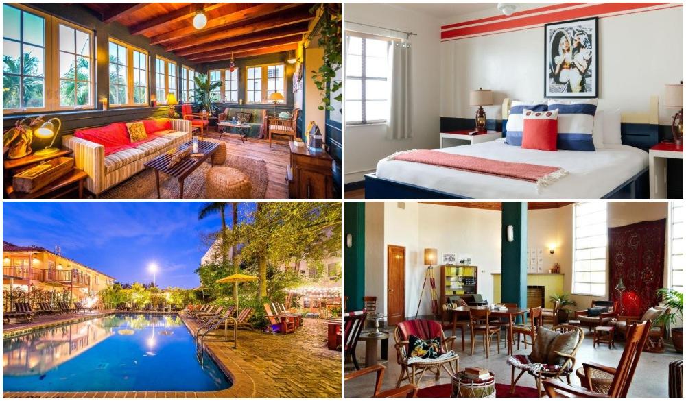 Freehand Miami – Miami, Florida, USA, luxurious hostel for nomads